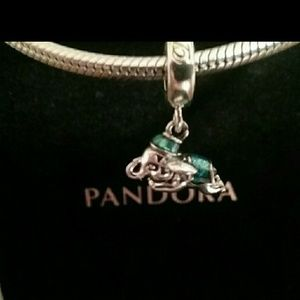 Pandora Disney Flying Dumbo Charm (925)